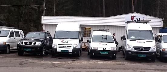 Vestfold Peis & Pipe biler