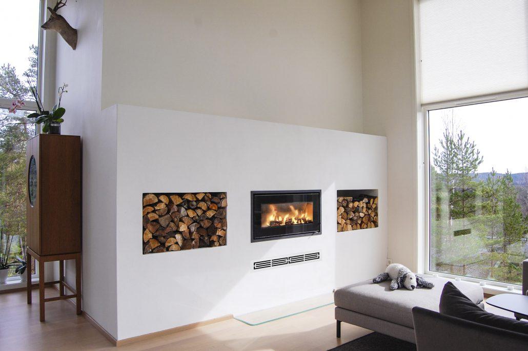 Vestfold Peis & Pipe montering av peiser og ovner, høykvalitets ildsteder